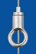Drahtseilhalter Typ 15 Ring
