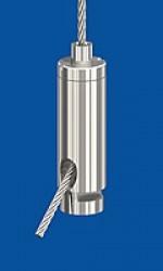 Drahtseilhalter Typ 15 ZW NK