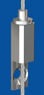 Drahtseilhalter Typ 25 Bo6