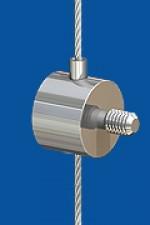 Drahtseilhalter Typ 15 M5x8Q