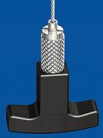 Spanner M6, für elastische Materialien Seil ø 1,5mm