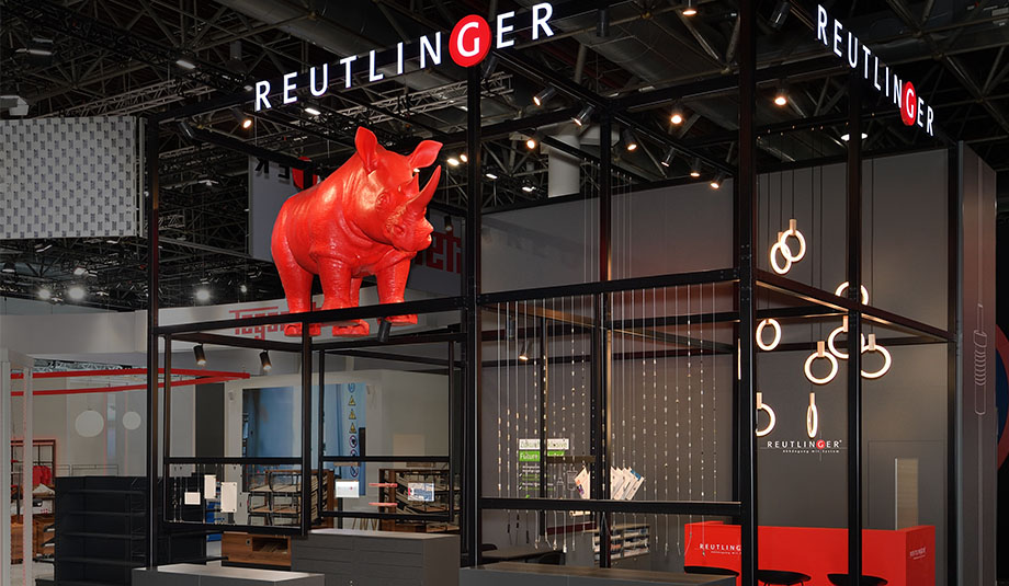 The EuroShop Trade Fair in Düsseldorf Gives REUTLINGER Every Reason to Look to a Bright Future