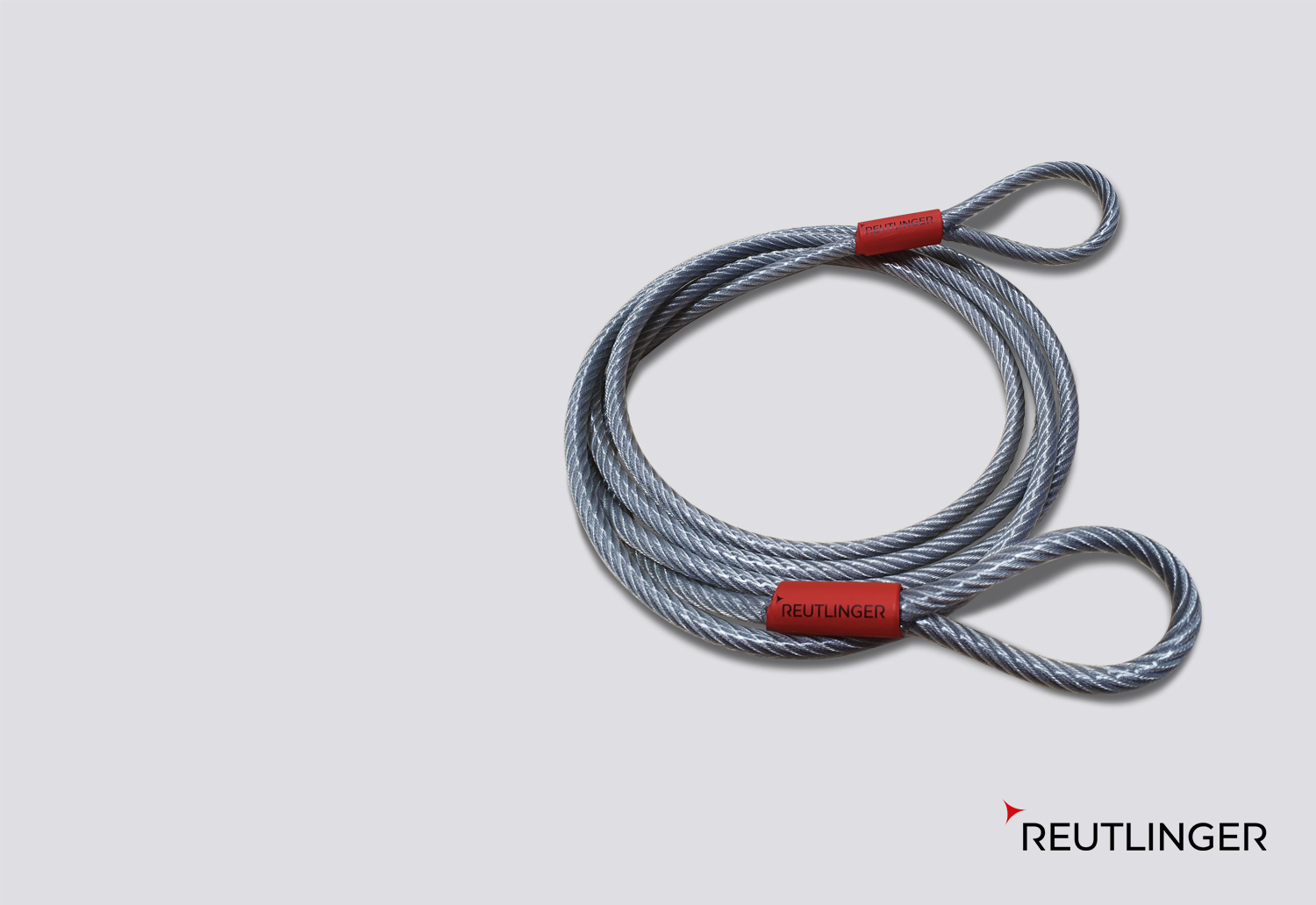 Safety ropes from Reutlinger