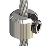 Stopper, Ng6, M10 for cable ø 5mm - 6mm