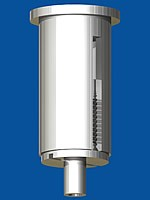 Combination of ceiling attachment M13x1 with slit, M6i and holder type 20 M13x10 A