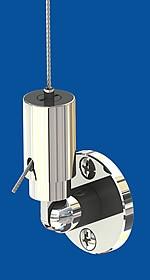 Hinged holder Cylinder