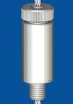 Drahtseilhalter Typ 30V M8, o.R.