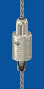 Holder type 50 SV III M12, nickel-plated