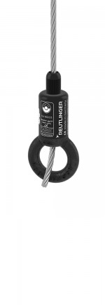 Holder type 80 SV III, M 20 Ring integral