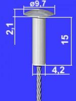 Aluminium - Nippel 11