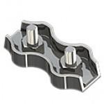 Duplex clamp