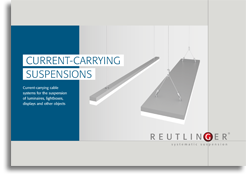 Current Carrying Suspensions