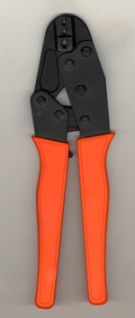Pliers for cables ø 1,0 mm - 1,8 mm.